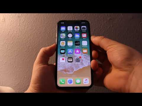 IPhone X / 8 / 8 PLUS    How to force restart phone...HARD RERET!