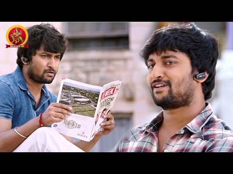 Natural Star Nani Best Scenes || Latest Telugu Movie Scenes || Bhavani HD Movies