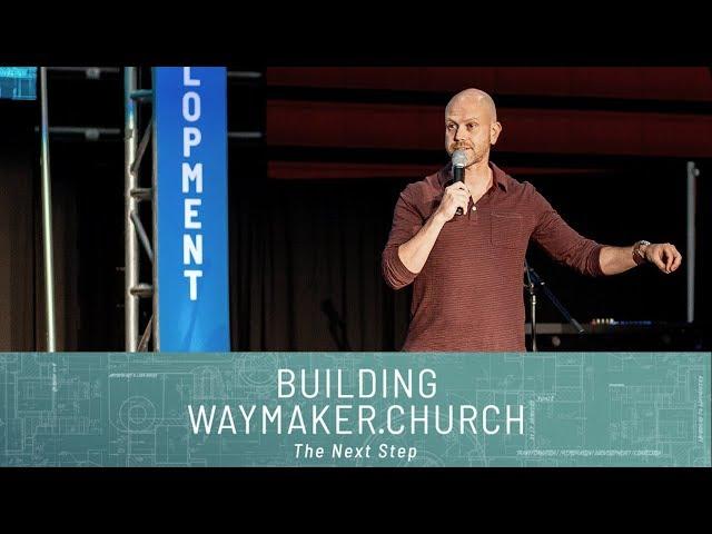 Building Waymaker.Church: The Next Step: Looking Back | Pastor Jon Dupin