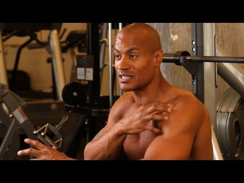 How to Do an Incline Bench Press | Chest Workout