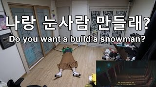 Repeat youtube video Do you want a build a snowman? 나랑 눈사람 만들래? Frozen OST(겨울왕국 OST) [GoToe COVER]