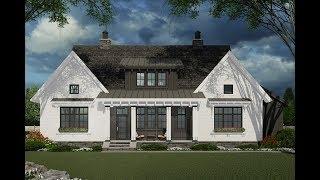 Modern Farmhouse Plan 098-00319