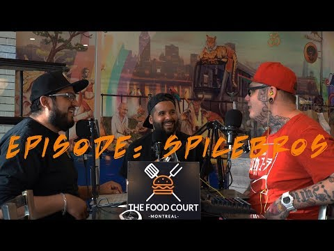 The Food Court Montreal: Spicebros
