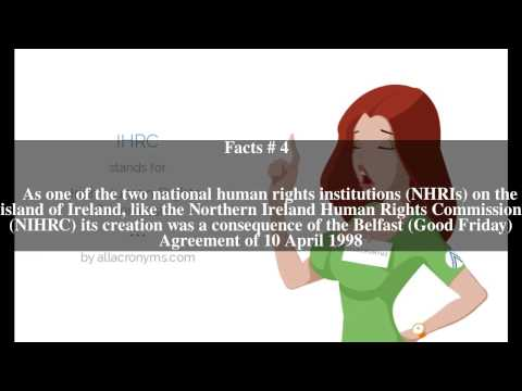 Irish Human Rights Commission Top # 8 Facts