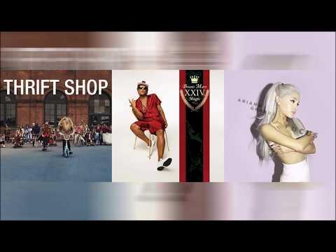 24K Focus Shop | Bruno Mars, Ariana Grande, Macklemore & Ryan Lewis Mashup!