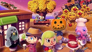 Preparing For The Hall๐ween Update! Animal Crossing New Horizons