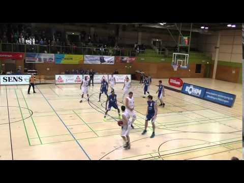 Andrew Jones 12 (Dresden Titans) vs Nordlingen Giants 31 points, 8 rebounds, 2 assist 35 effiency