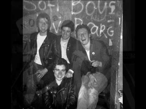 "NO WAY 'Senile Delinquents' CD-R (inc. 'Breaking Point' 7"") UK PUNK 1978 (Teesside)"