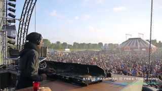 STEVE RACHMAD @ FREE YOUR MIND 2013 [HD]
