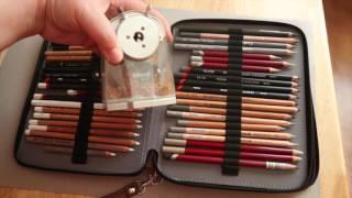 бОЛЬШОЙ ОБЗОР пастельных карандашей