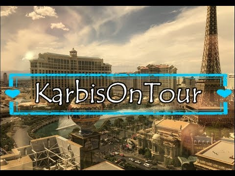 USA Roadtrip - Las Vegas - Planet Hollywood Resort & Casino - KarbisOnTour