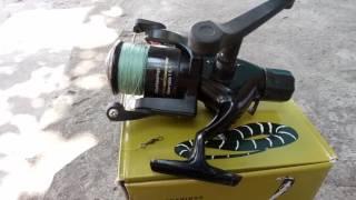 Котушка Cobra CB240 огляд