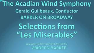"""Selections from """"Les Miserables"""""""