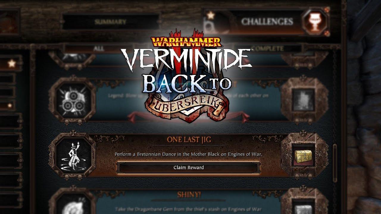 Steam Community :: Video :: Vermintide 2 - One Last Gig