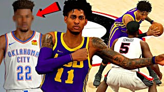 NBA 2K20 MyCAREER: The Journey #19 - HUGE GAME CHANGING TRADE IN THE NBA! ROC VS ANTHONY EDWARDS!