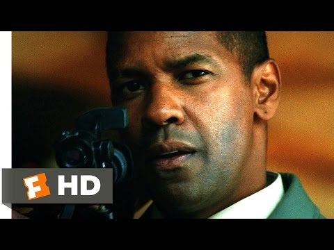 Man On Fire (2/5) Movie CLIP - RPG Meets SUV (2004) HD
