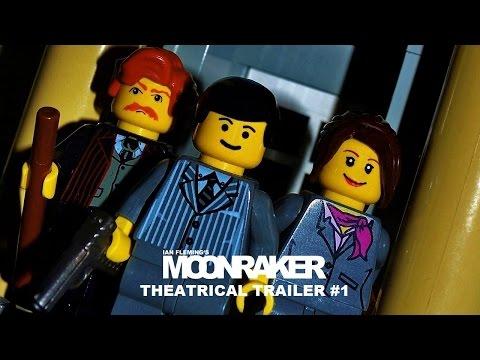 LEGO Moonraker 007 - Theatrical Trailer #1 (2011-2017)