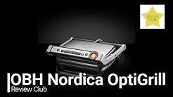 Review Club - OBH Nordica Optigrill (Dansk tale)