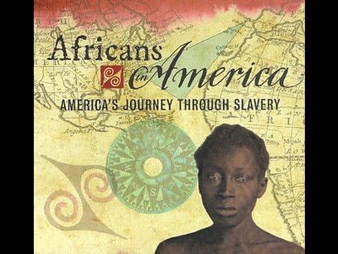 Africans in America: America