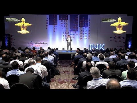 Forcing Secrets Out of Innovation | Larry Keeley | SingularityU India Summit 2017