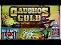 BIG WIN!  GAUCHO'S GOLD & HOT HOT HABANERO SLOT MACHINE by BALLY