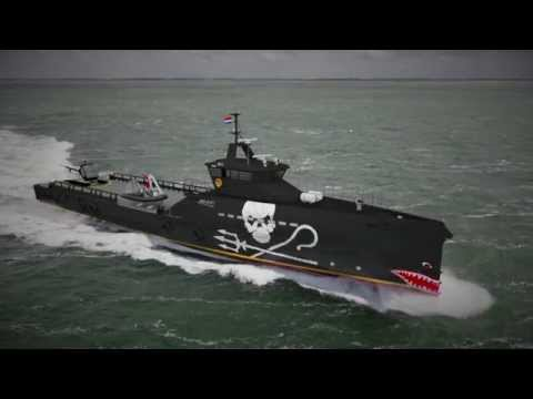 Keel laying Ceremony of new Sea Shepherd ship