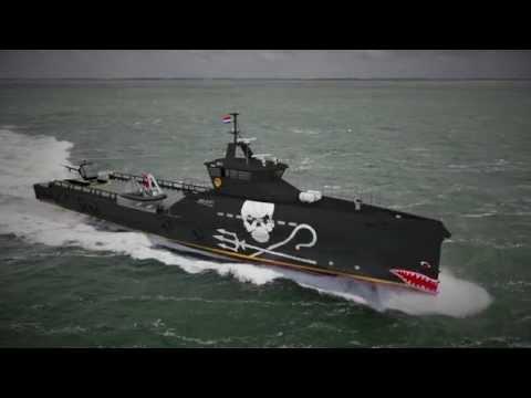 Keel laying Ceremony of new Sea Shepherd ship