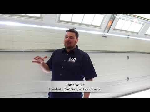 Garage Doors Edmonton | Welcome To The C&W Canada Garage Door's YouTube Channel!