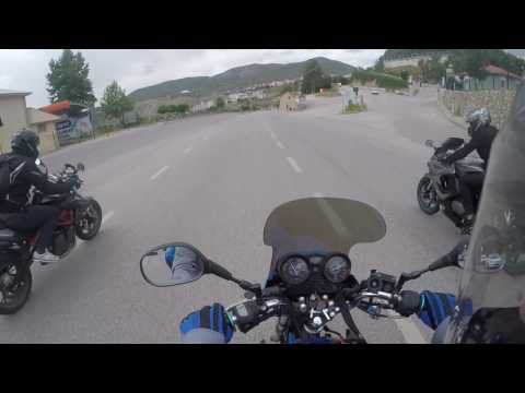 Group ride in tunceli/Turkey