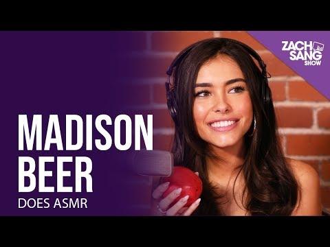 Celebrity ASMR with Madison Beer