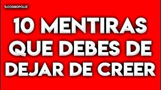 10 MENTIRAS que DEBES de DEJAR de CREER (ANIMALES)