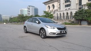 2013 Kia Cerato 2.0 Start-Up, Full Vehicle Tour, And Test Drive