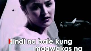 Jessa Zaragoza - Hindi Na Bale (VIDEO & KARAOKE)