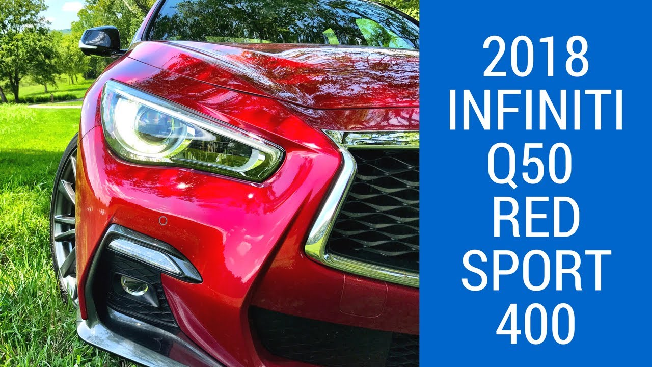 2018 infiniti red sport 400.  sport 2018 infiniti q50 red sport 400 first drive review inside infiniti red sport m