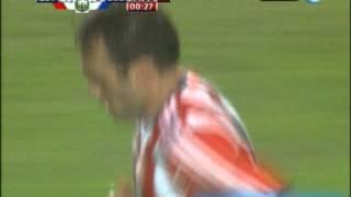 Estudiantes 1 Godoy Cruz 0 Clausura 2012 (Relato Ale Calumite)