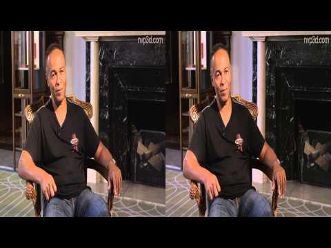 Ray Parker Jr, Montreux Jazz Festival 2013 - 3D version