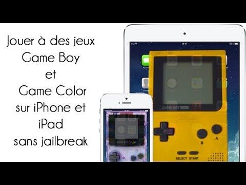 jouer des jeux game boy game boy color sur iphone et ipad sans jailbreak gearboy emu4ios - Telecharger Jeux Game Boy Color