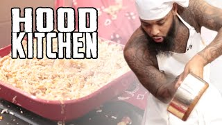 Hood Kitchen Ep. 2 -  Tuna Spread Ft. King Keraun