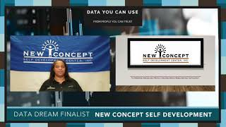 Data Day 2020 - Data Dream Finalist - New Concept Self Development Center