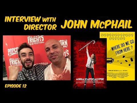 Interview with John McPhail - Anna and the Apocalypse Mp3