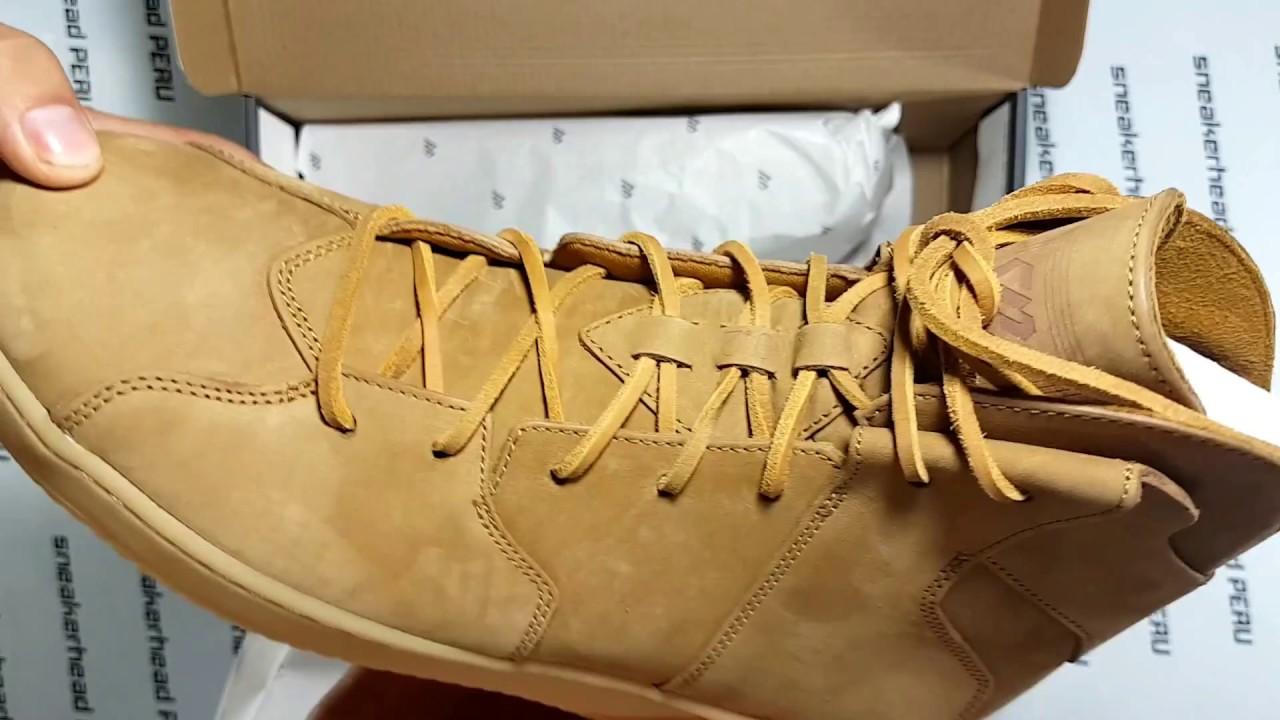 premium selection 54d38 bc301 Jordan Westbrook 0.2  Wheat    Unboxing Sneakerhead Perú