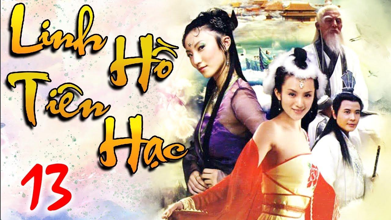 Linh Hồ Tiên Hạc - Tập 13| Phim Kiếm Hiệp Trung Quốc Mới Hay Nhất - Thuyết Minh