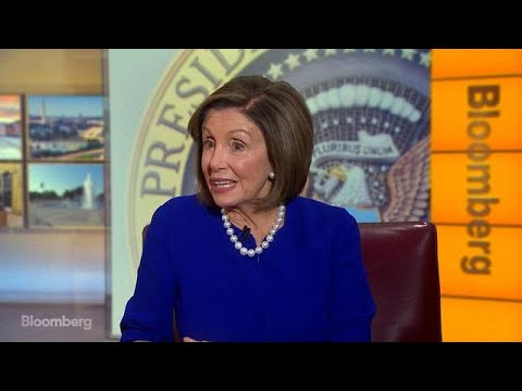 House Speaker Pelosi on the Impeachment Inquiry, Trade, Health Care, USMCA thumbnail