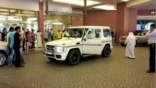 brand new G63 AMG Mercedes-Benz of Sheikh Mohammed bin Rashid Al Maktoum سيارة حاكم دبي