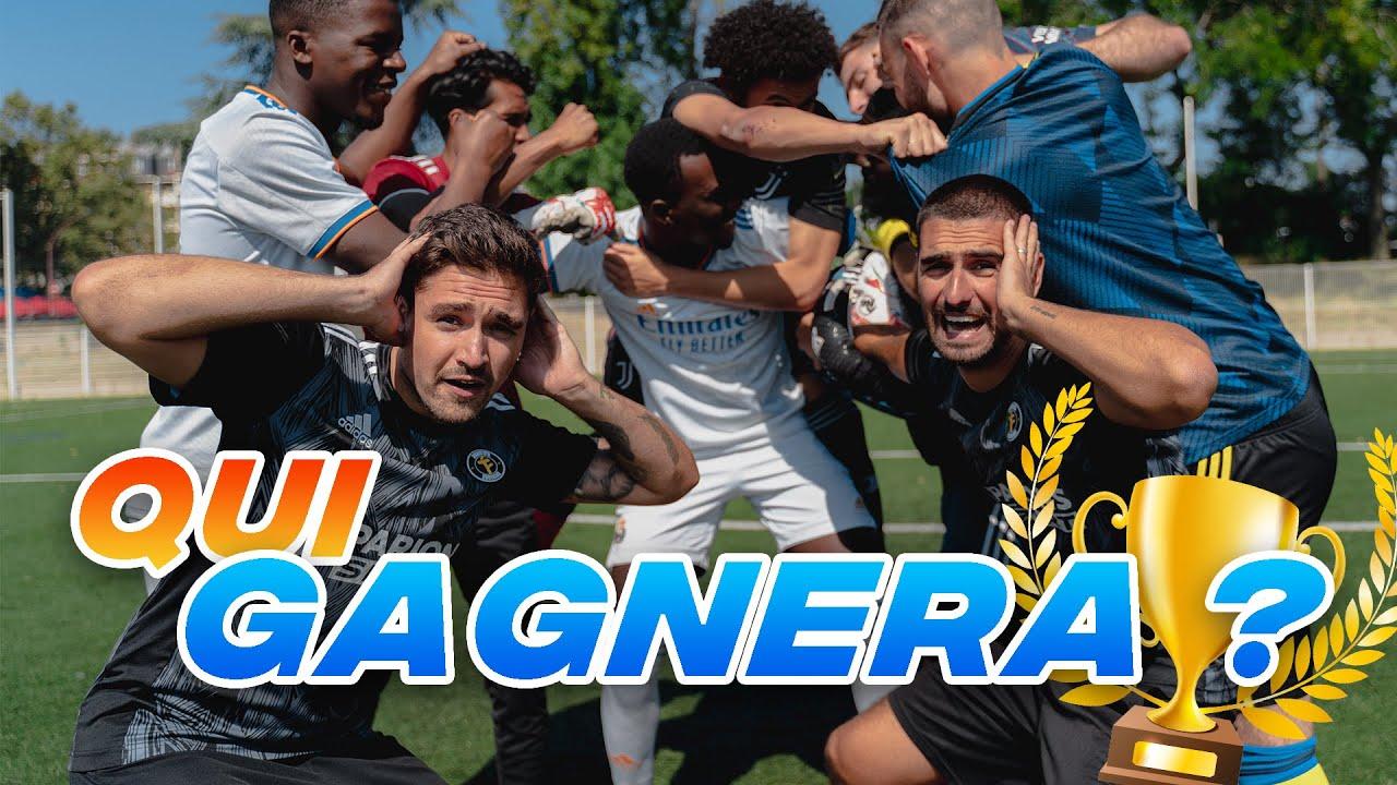 QUI EST LE MEILLEUR GARDIEN SUR YOUTUBE ?! (Football Challenge)