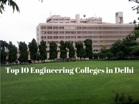 Top 10 Engineering Colleges in Delhi | TagMyCollege