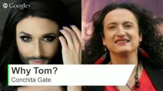 Vladimir Luxuria Conchita Wurst Tom a Sanremo 2015? Conti Chiede Scusa