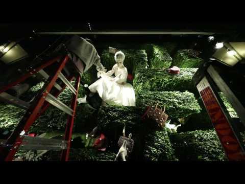 2016 Holiday Windows: Destination Extraordinary   Bergdorf Goodman Windows