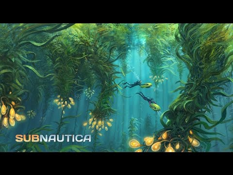Night Stream: Subnautica (Wreck Searching + Deep Sea Exploration)