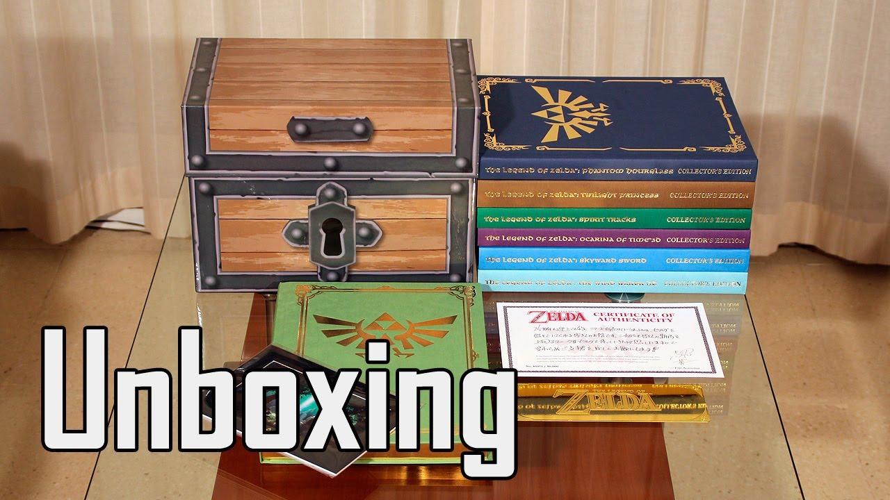 The legend of zelda box set prima official game guide for Bureau zelda